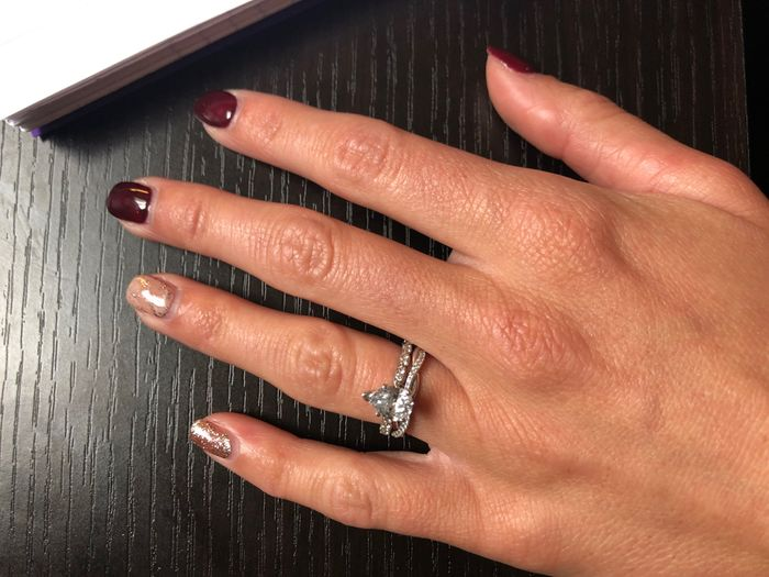 Let me see your wedding nails! 6