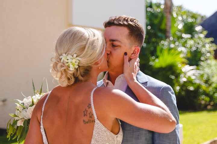 Beach wedding - 1