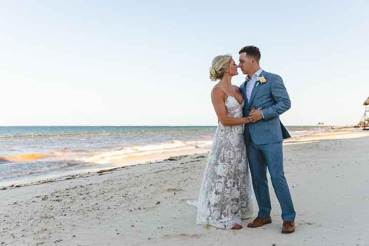 Wedding Dresses for Hawaii - 1