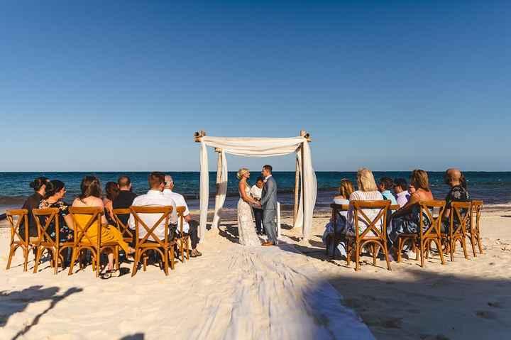 Destination Wedding - 1