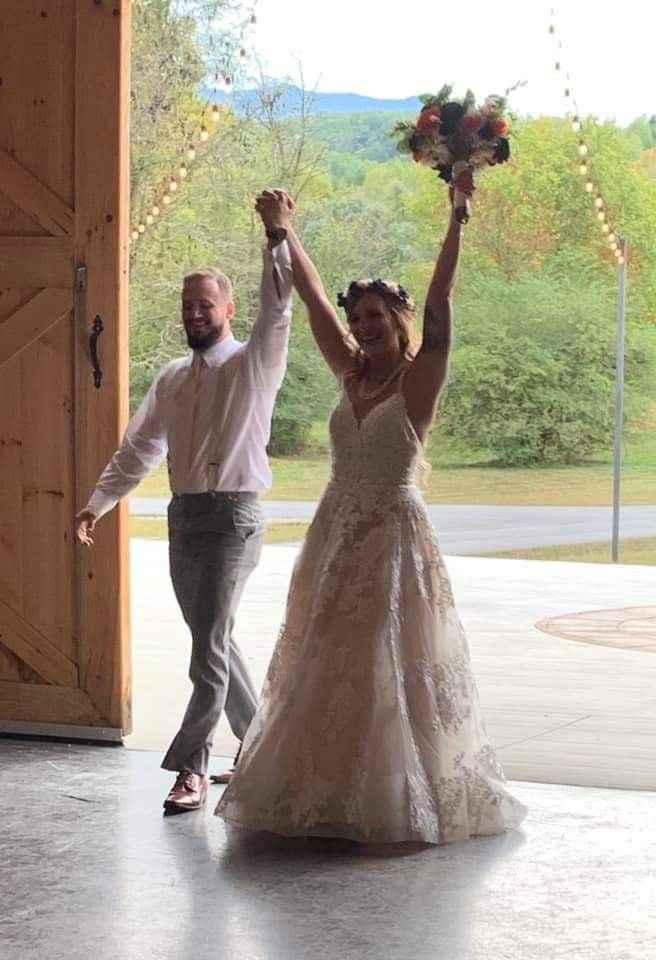 I'm married! Pics!! - 1