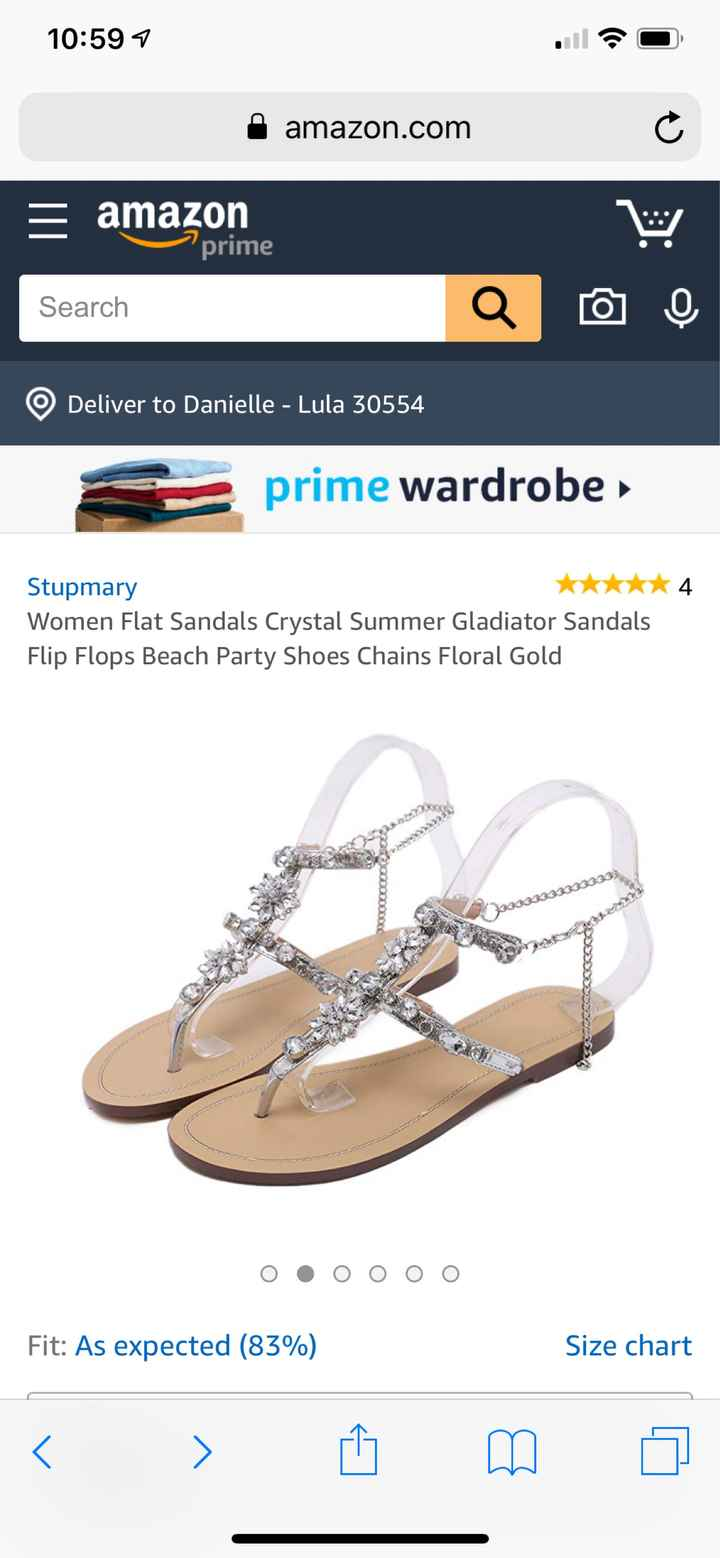 Help finding shoes - 1