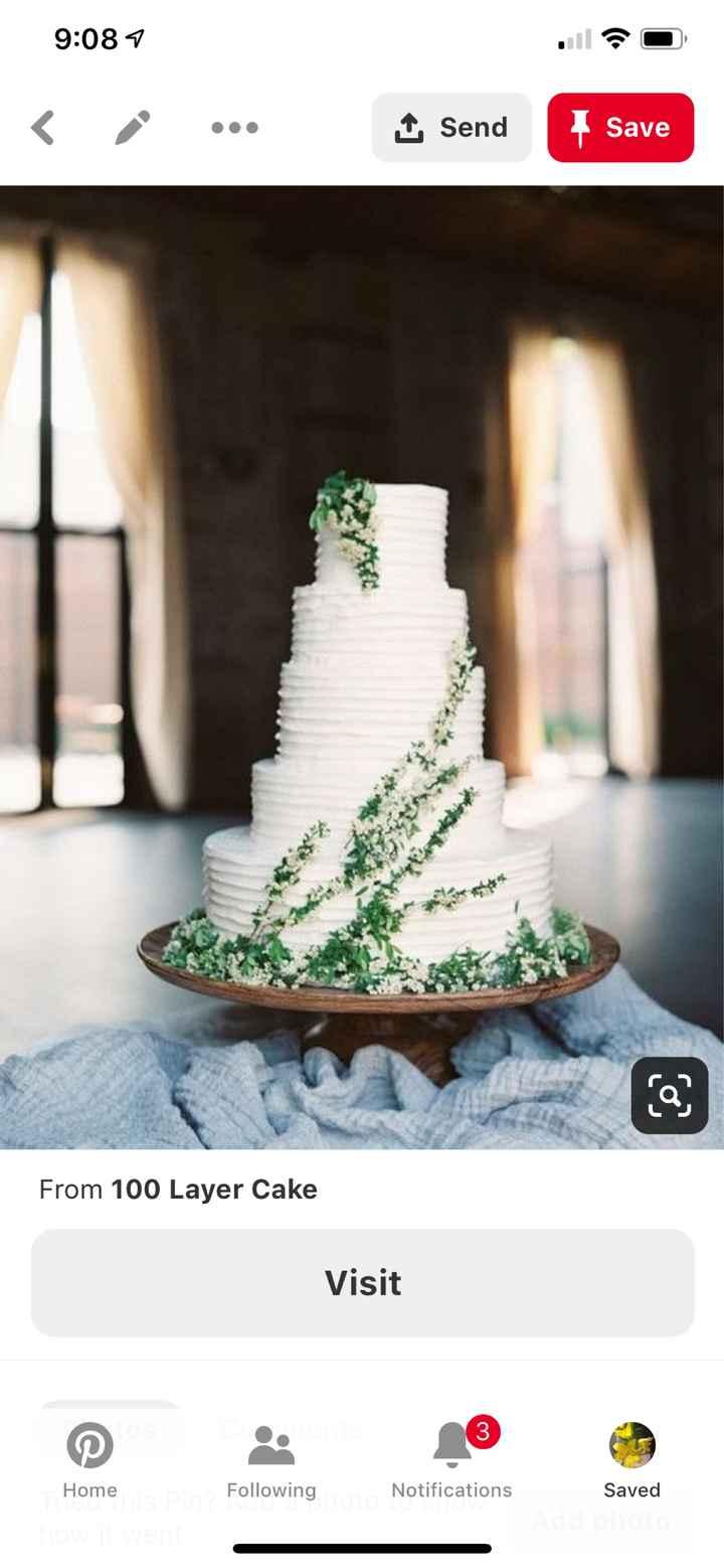 Share your cake ideas - 1