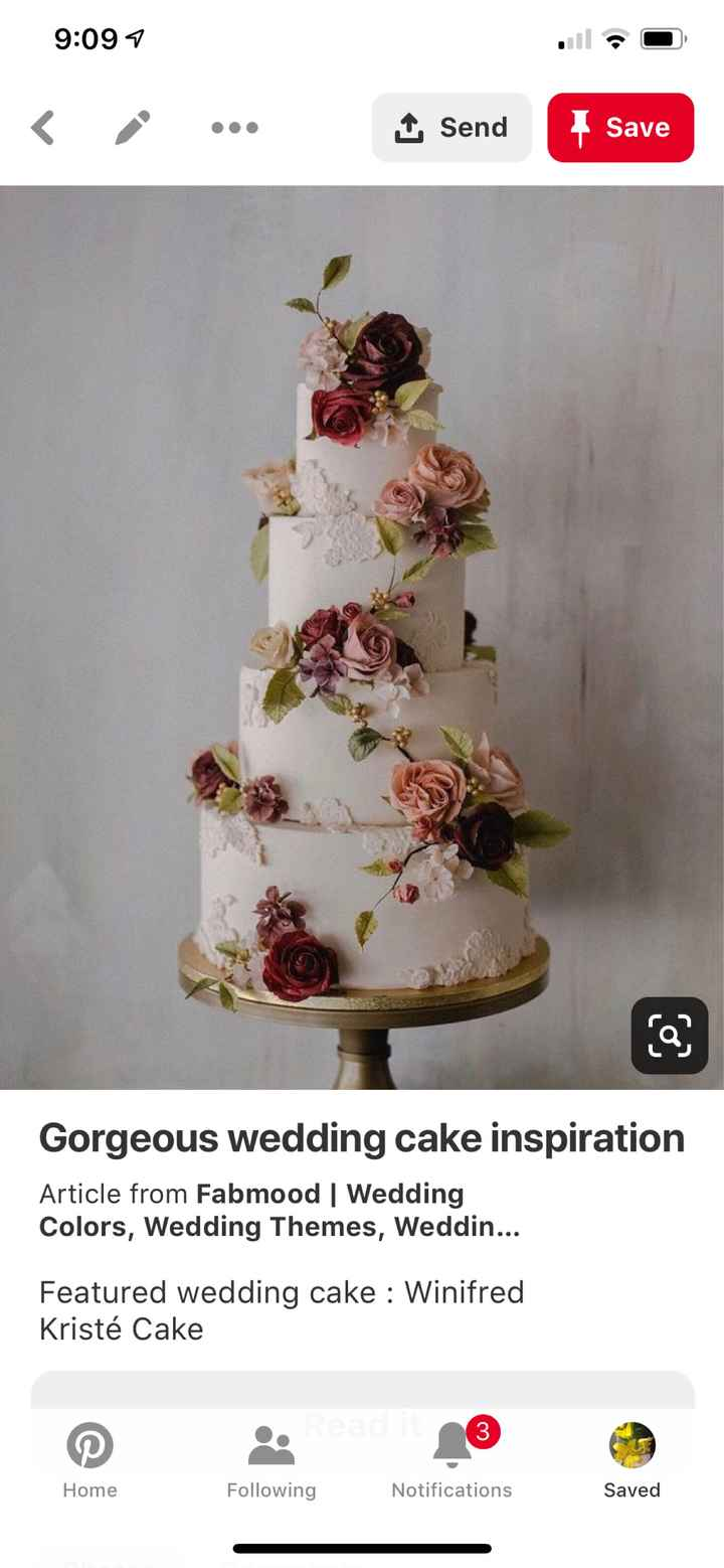 Share your cake ideas - 3