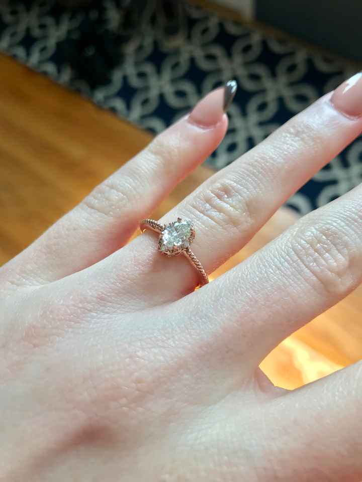Let's appreciate all those beautiful rings! Post pictures please - 1