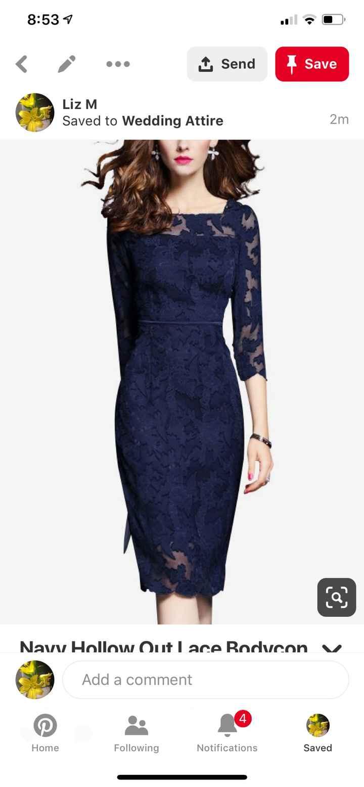 motb Dress - 1