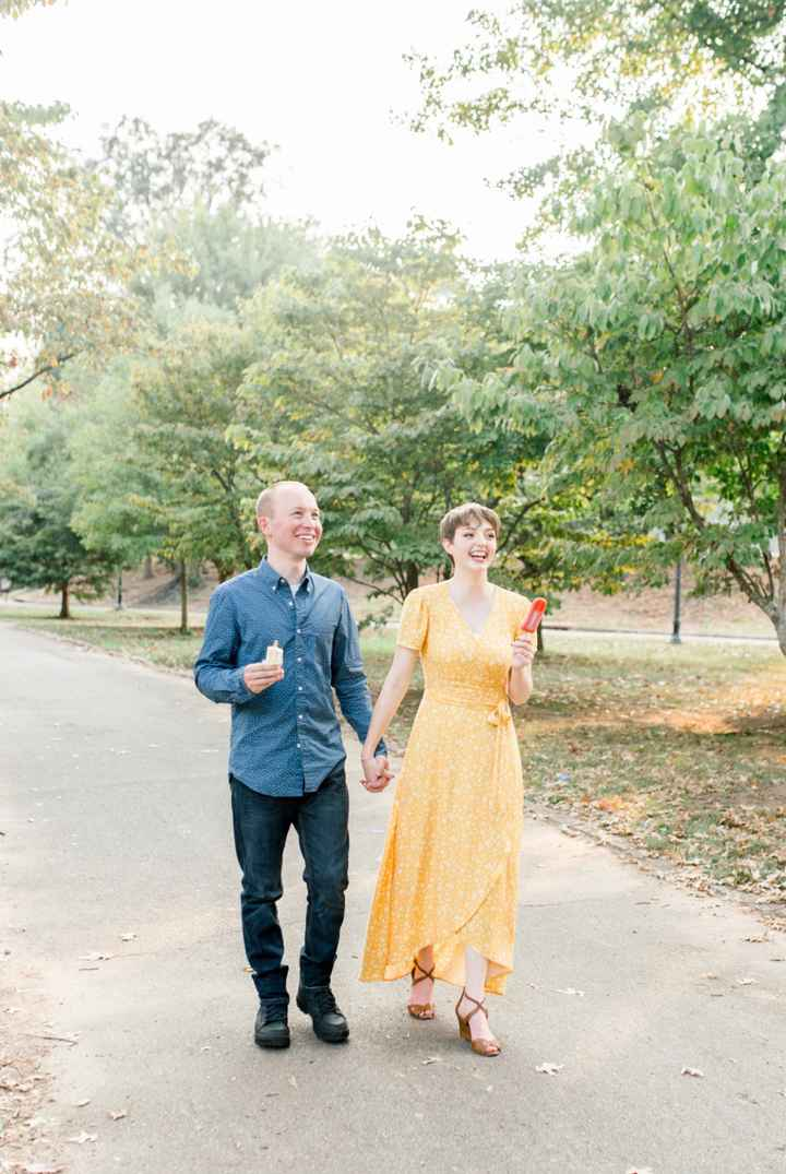 Engagement Picture Outfits - 1