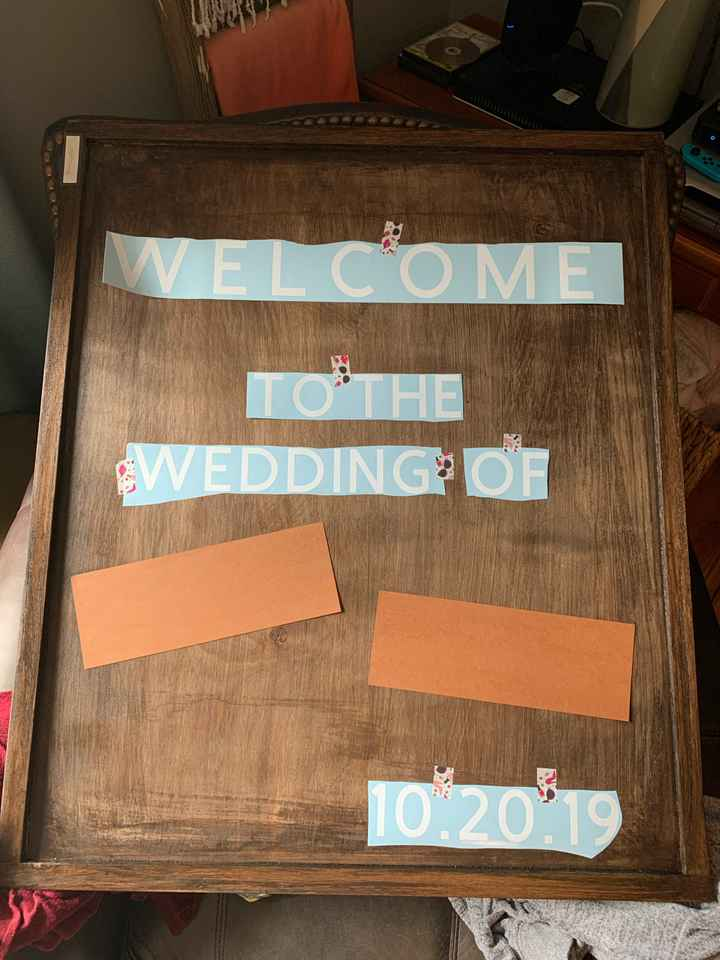 Calling all diy brides... show me! - 1