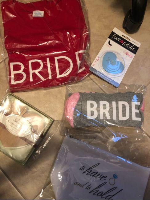 Bride box-yes or no? 3