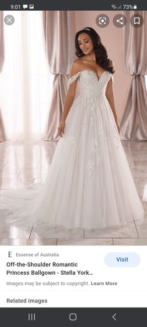 Anyone going unique/ vintage/ handmade/ 2nd hand for wedding dress? Show them off! 1