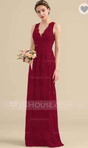 Matching bridesmaid and flower girl dresses? - 1