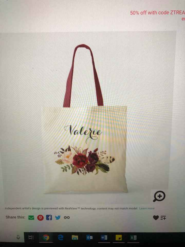 Best place to buy monogrammed bags? - 2