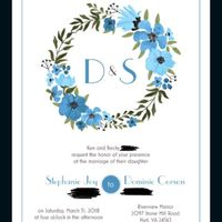 Where did you get (or getting) your wedding invitations from?!! - 1