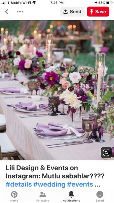 Purple hues for your big day - 1