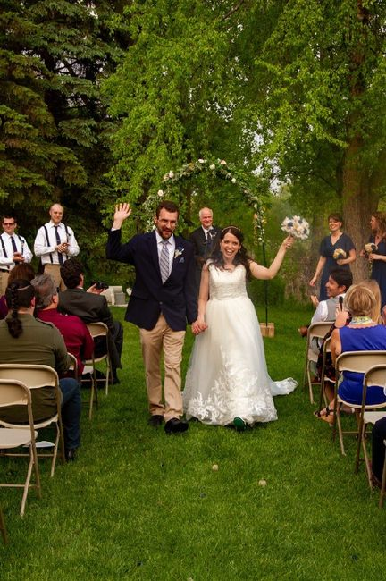 Share your recessional photo! 😊 16