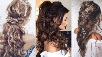 Your wedding hairstyle 3