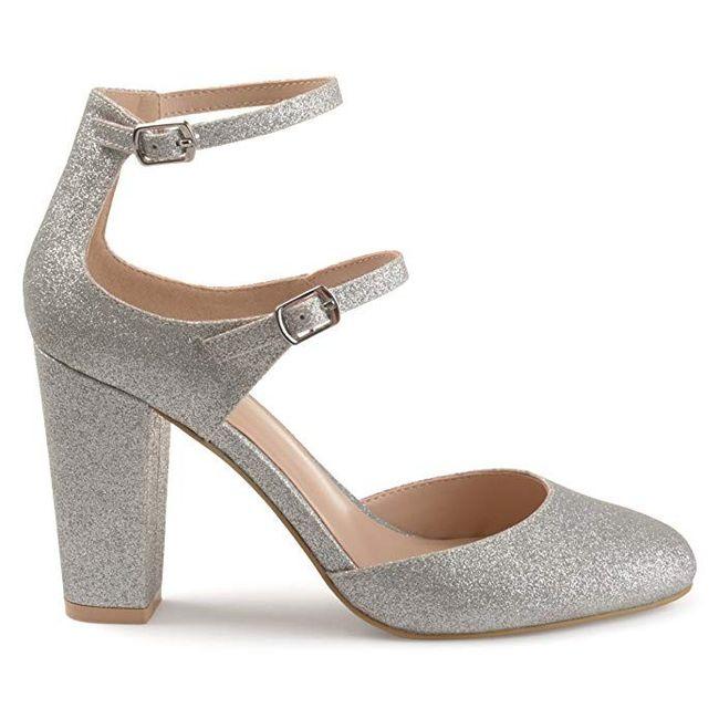 Petite brides - show me your shoes. 5