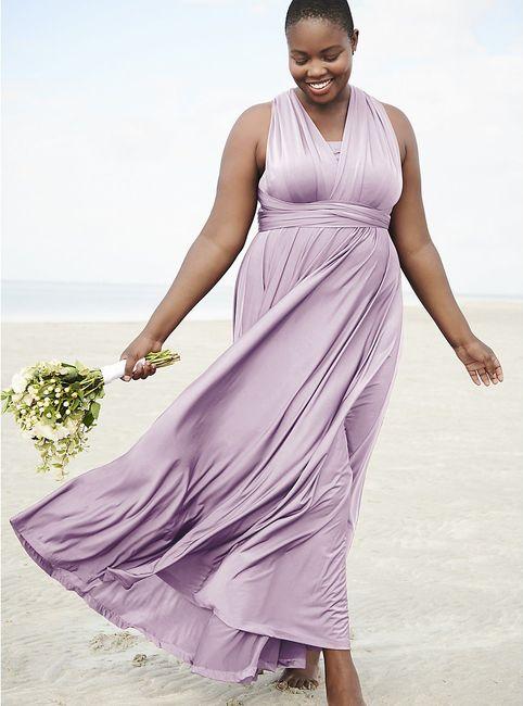 Bridesmaid finally picked a dress! 1