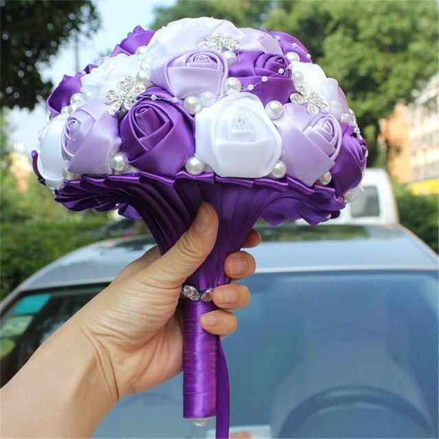 Purple hues for your big day 2