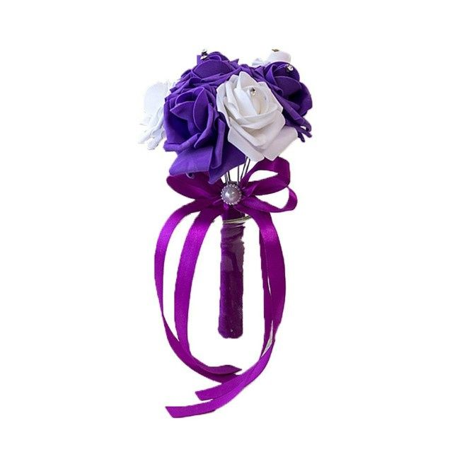 Purple hues for your big day 4