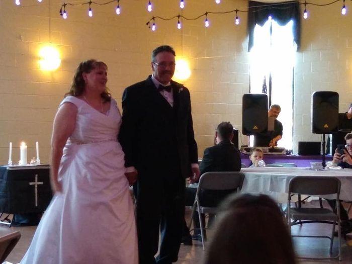 second wedding 1