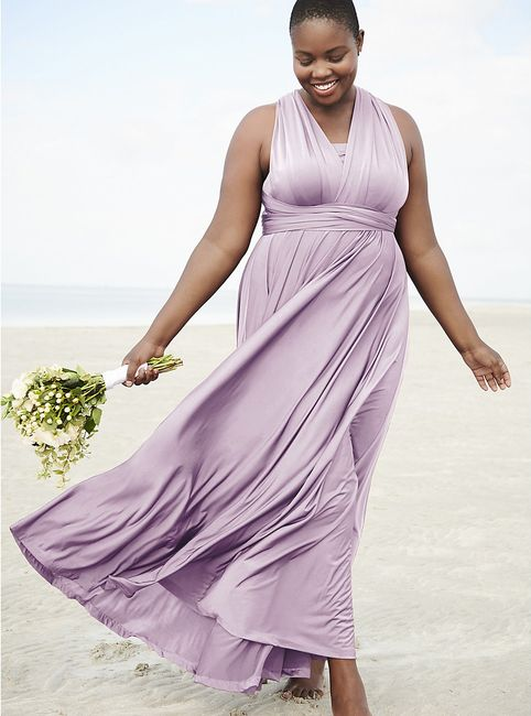 What does your bridesmaids dresses look like? 10