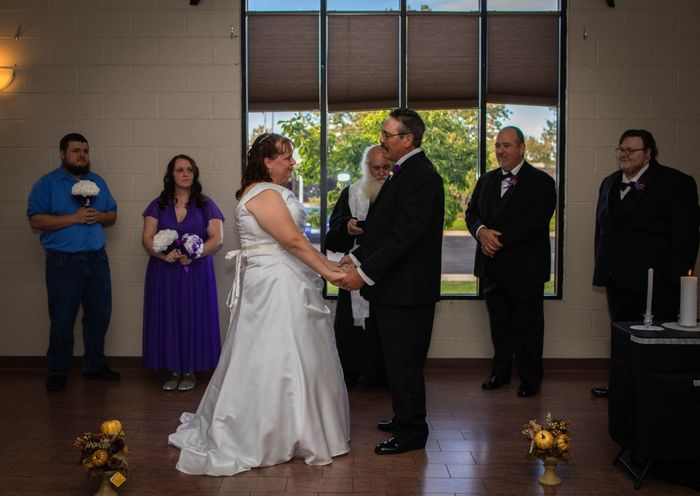 saying our vows