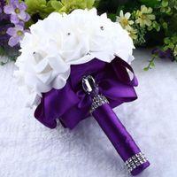 MOH & bridesmaid bouquet