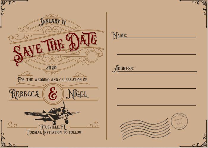 Invitations - Splurge or Save? 2