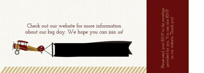 Invitations - Splurge or Save? 5