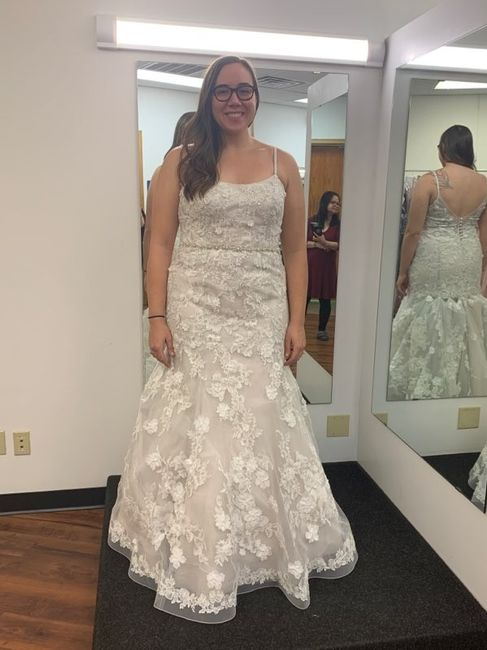 2Nd dress fitting complete!!!! 1