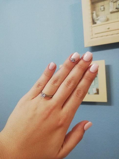 Nail color 1