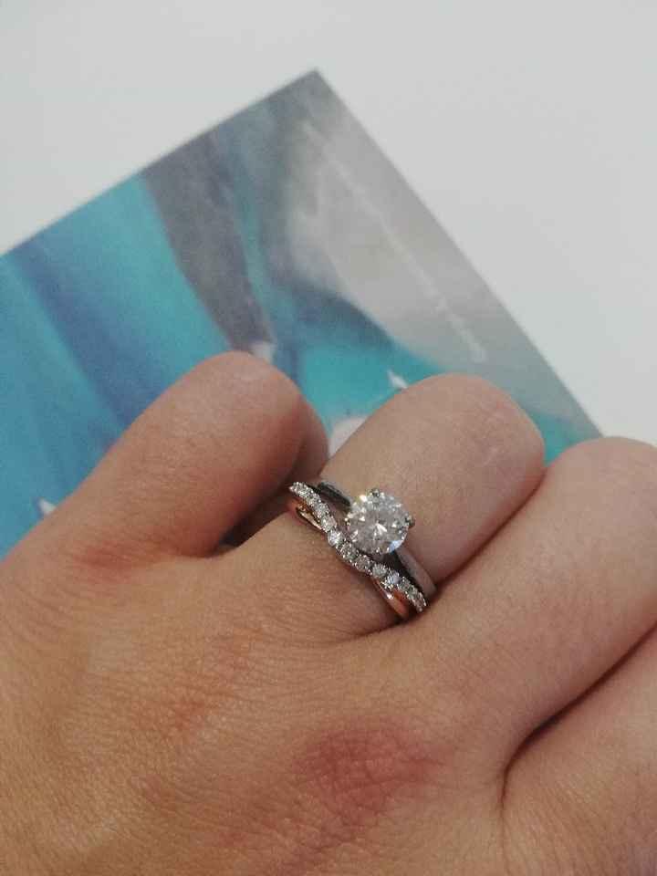 Bought my wedding ring today, eeeeek! - 1