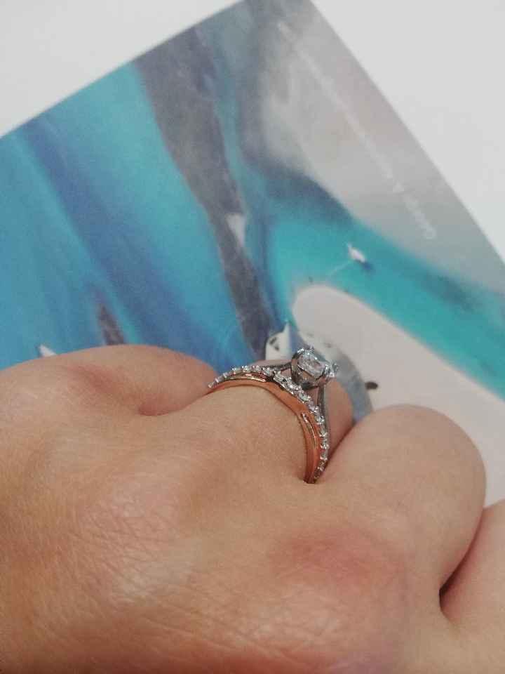 Bought my wedding ring today, eeeeek! - 2