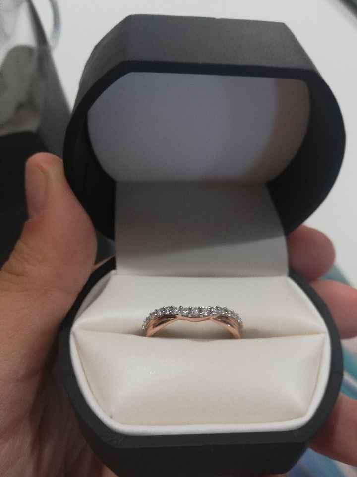 Bought my wedding ring today, eeeeek! - 3