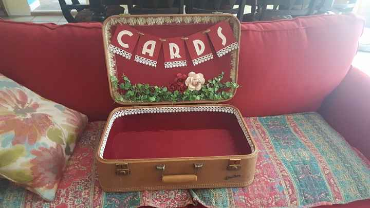 What does your card box look like? - 1