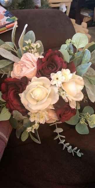 Bouquets? Let's see 'em! - 1