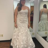 2Nd dress fitting complete!!!! - 1