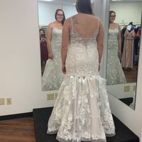 2Nd dress fitting complete!!!! - 3