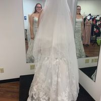 2Nd dress fitting complete!!!! - 5