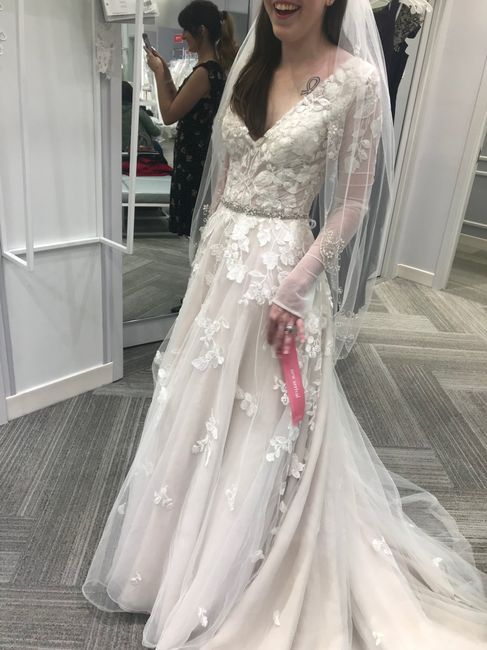 Let's see your dresses! 16