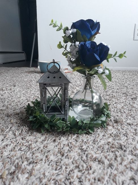 Too much free time = centerpiece overthinking 1