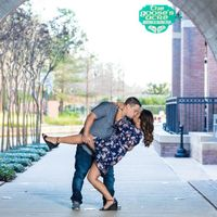 Some pics from our engagement session - 2