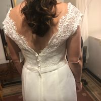 First alterations appointment! - 2