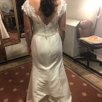 First alterations appointment! - 3