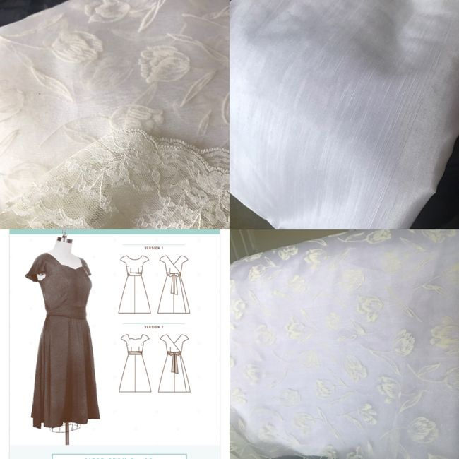 Anyone going unique/ vintage/ handmade/ 2nd hand for wedding dress? Show them off! 3