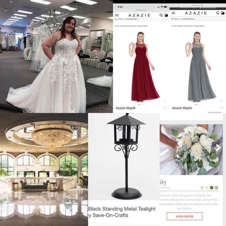 Wedding Colors?? - 1