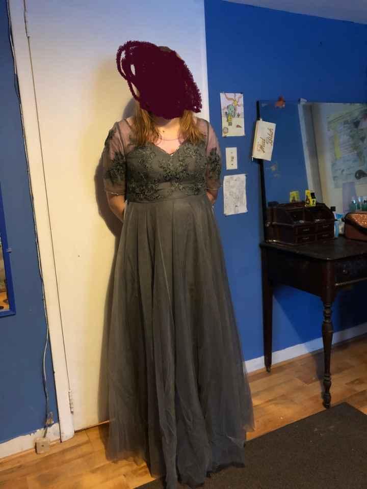 Bridesmaids dresses! - 2