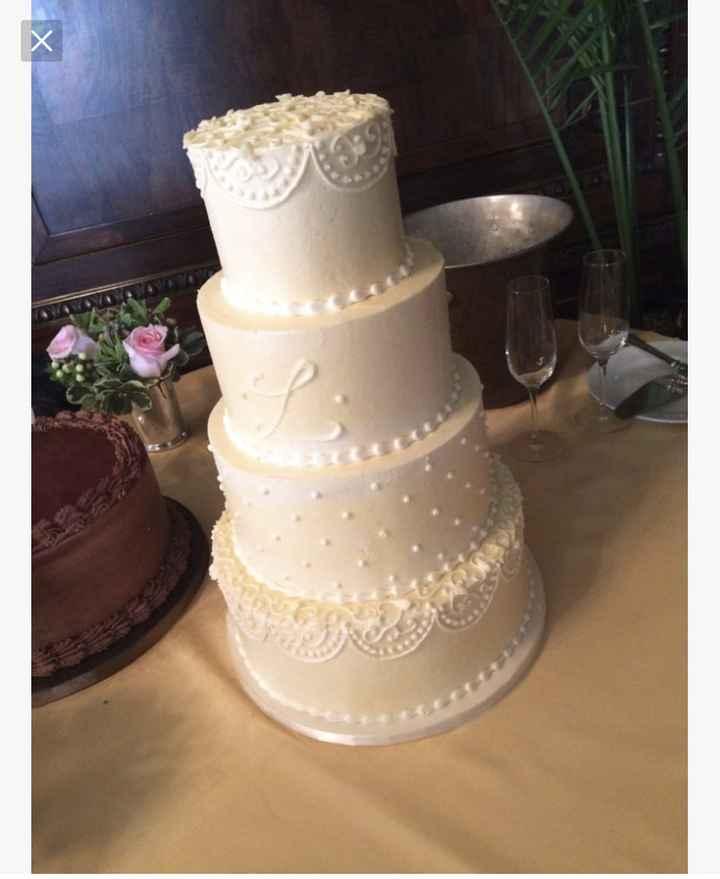 Let's Talk Cake! - 1