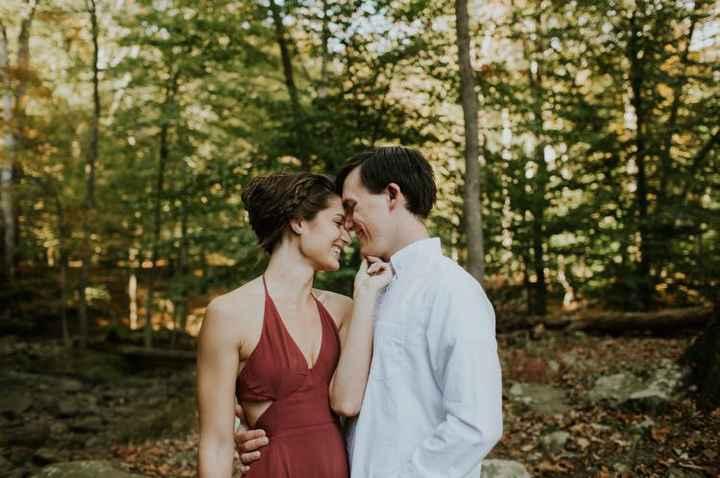 Dresses for engagement photoshoot - 4